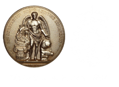 Medalla de Honor 1997 Real Academia de Bellas Artes de San Fernando